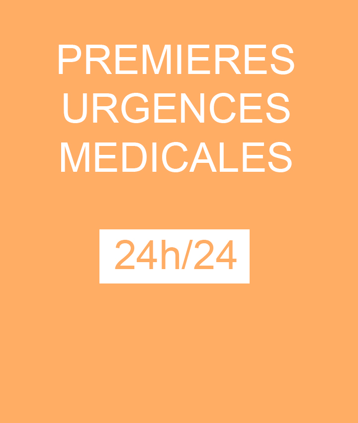 premières urgences medicales
