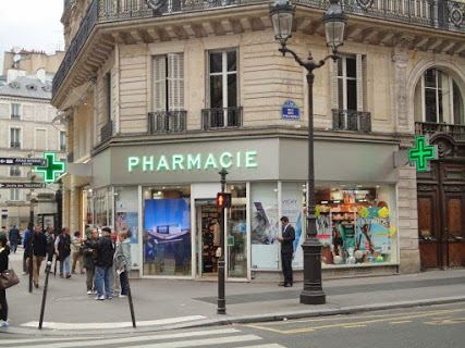 pharmacie à paris