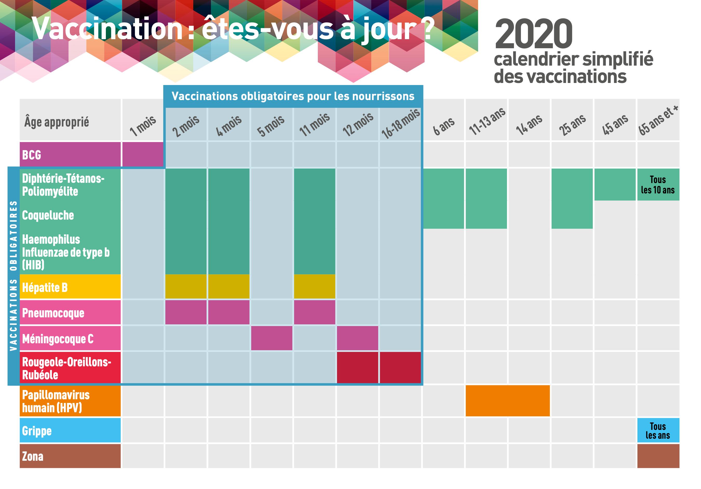 Vaccination Recto